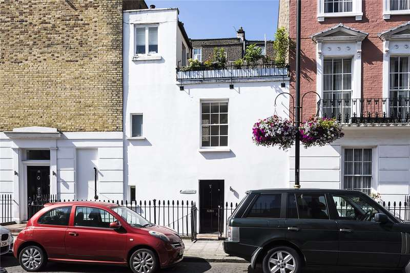 1 Bedroom Flat for sale in Charlwood Street, London, SW1V
