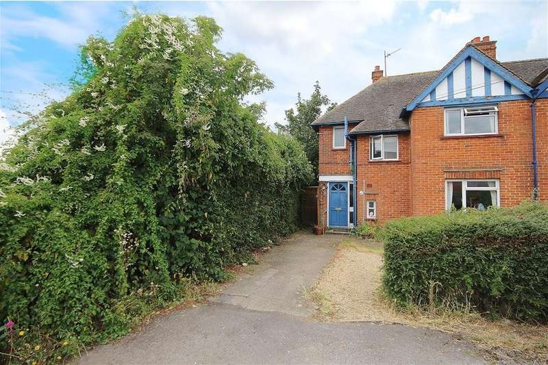 3 Bedrooms Semi Detached House for sale in Caldecott Road, Abingdon-on-Thames, OX14