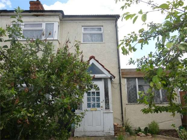 3 Bedrooms Semi Detached House for sale in Harewood Road, Isleworth, Middlesex