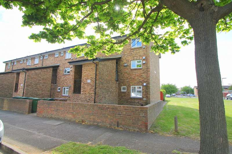 3 Bedrooms Maisonette Flat for sale in Town Lane, Stanwell, TW19