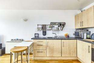 1 Bedroom Flat for sale in The Vista Building, 30 Calderwood Street, London, United Kingdom