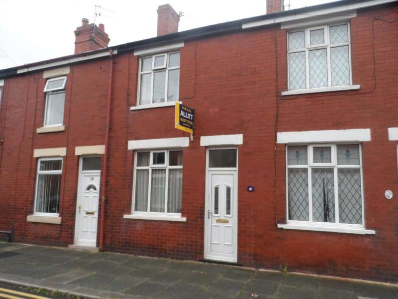 2 Bedrooms Property for sale in 18, Blackpool, FY3 7BZ