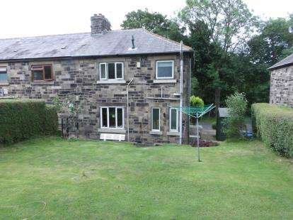 3 Bedrooms Semi Detached House for sale in Western Road, Stacksteads, Bacup, Lancashire, OL13