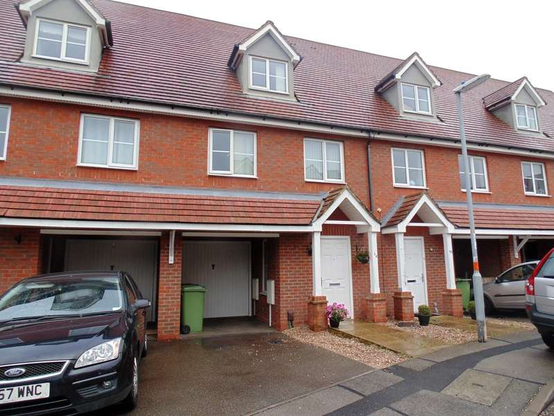 3 Bedrooms Terraced House for sale in Mansfield Way, Irchester