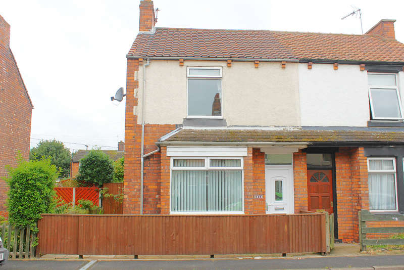 3 Bedrooms Semi Detached House for sale in Volta Street, Selby
