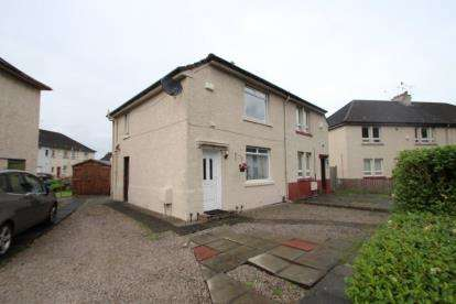 2 Bedrooms Semi Detached House for sale in Kelburne Drive, Paisley