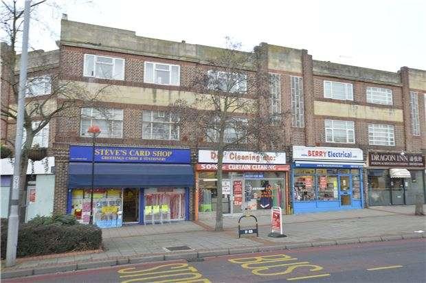 3 Bedrooms Flat for sale in London Road, SUTTON, Surrey, SM3 8JR