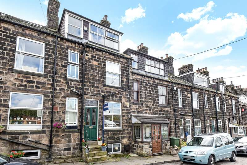 3 Bedrooms Terraced House for sale in South View Terrace, Yeadon, Leeds, LS19 7QL