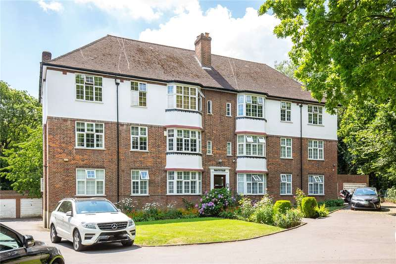 3 Bedrooms Apartment Flat for sale in Fernside Court, Holders Hill Road, Hendon, London, NW4