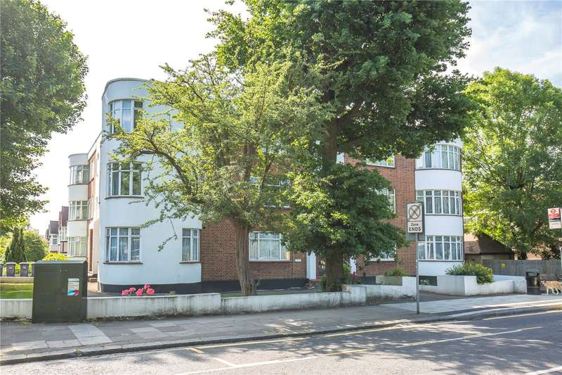 3 Bedrooms Apartment Flat for sale in Hillside Court, Holders Hill Road, London, NW4