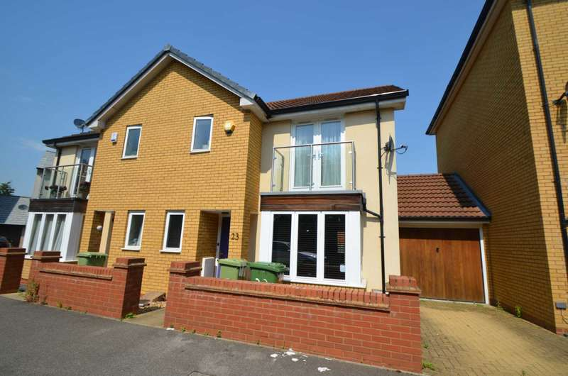3 Bedrooms Semi Detached House for sale in Broughton