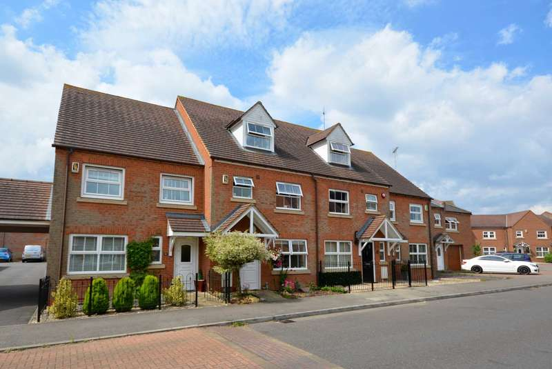 4 Bedrooms Town House for sale in Bletchley Park