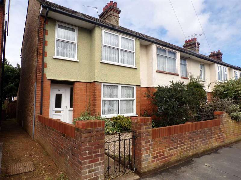 3 Bedrooms End Of Terrace House for sale in Avondale Road, Ipswich