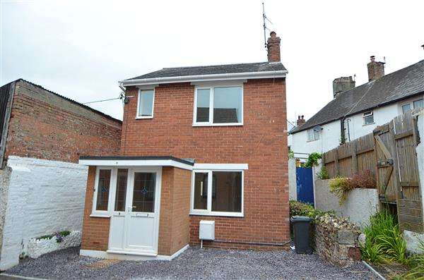 3 Bedrooms Terraced House for sale in Queen Lane, Dawlish