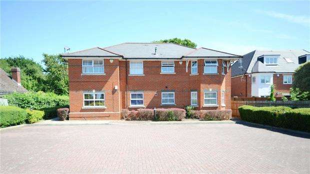 2 Bedrooms Apartment Flat for sale in Oakwood House, Wokingham Road, Earley