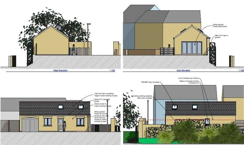 2 Bedrooms Land Commercial for sale in 83A Madison Close, Hayle