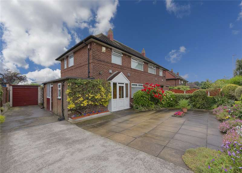 3 Bedrooms Semi Detached House for sale in Green Hill Road, Leeds, West Yorkshire, LS12