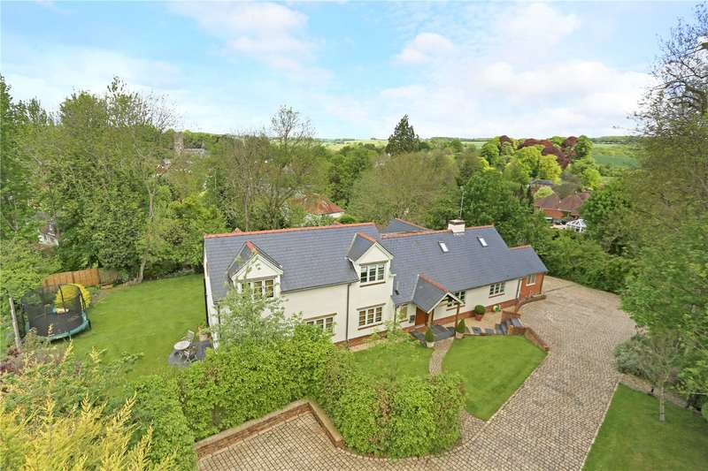 5 Bedrooms Detached House for sale in Marlborough Road, Aldbourne, Marlborough, Wiltshire, SN8