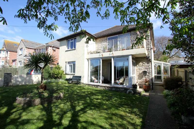 3 Bedrooms Ground Flat for sale in RABLING ROAD, SWANAGE