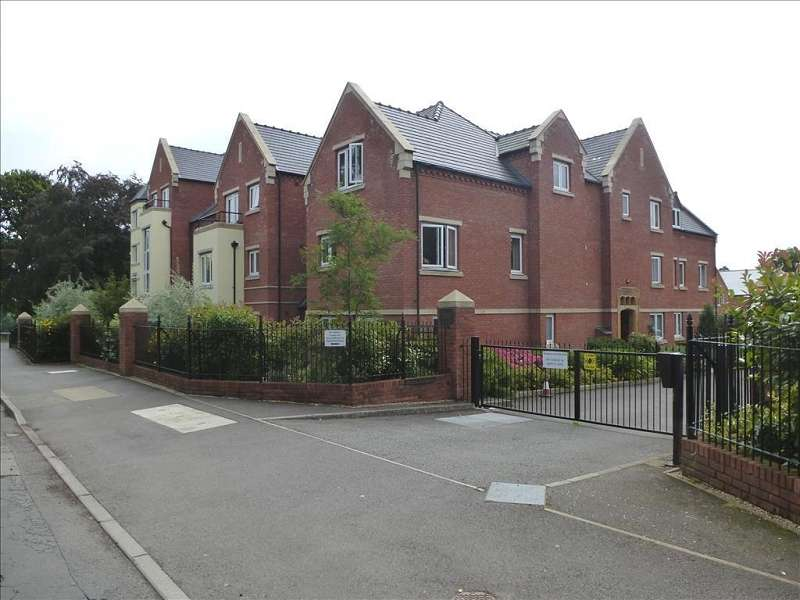 1 Bedroom Retirement Property for sale in Lalgates Court , Harlestone Road, Duston, Northampton, Northamptonshire. NN5 7AF