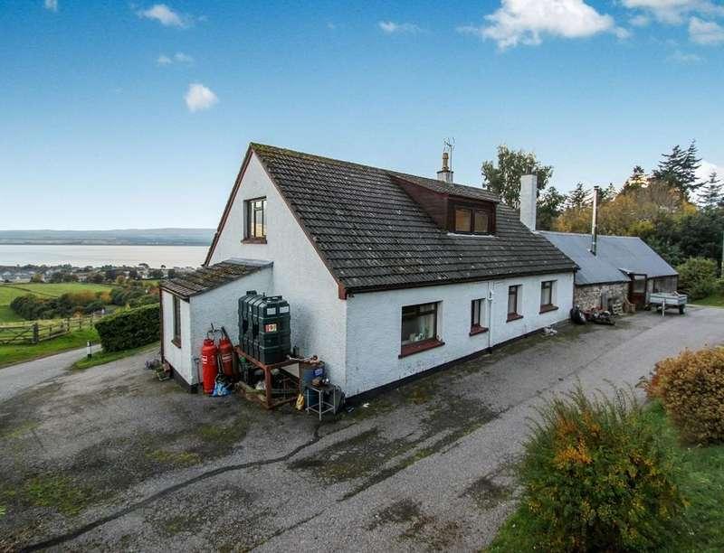 4 Bedrooms Detached House for sale in Wards Farm, Fortrose, IV10