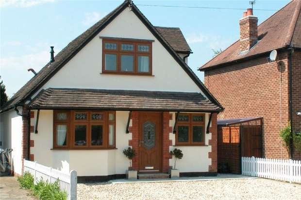 4 Bedrooms Detached House for sale in Send, Woking