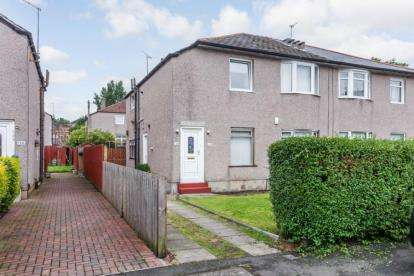2 Bedrooms Flat for sale in Ashcroft Drive, Glasgow, Lanarkshire