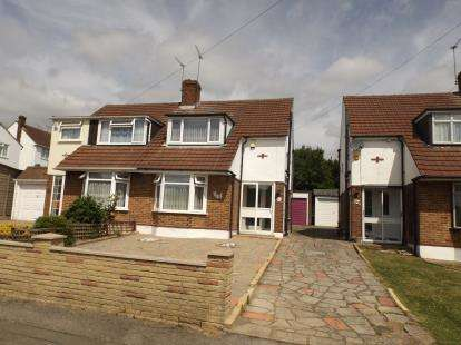 2 Bedrooms Semi Detached House for sale in Forbes Avenue, Potters Bar, Hertfordshire