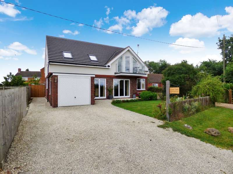 4 Bedrooms Detached House for sale in Knightcote, Southam