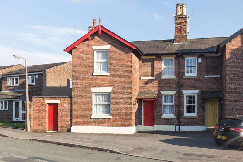3 Bedrooms Semi Detached House for sale in Didsbury Road, Heaton Mersey