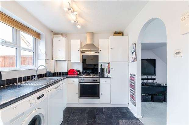 2 Bedrooms End Of Terrace House for sale in Chartwell Gardens, SUTTON, Surrey, SM3 9TQ