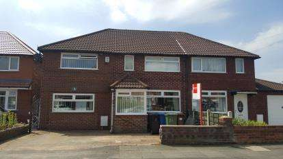 4 Bedrooms Semi Detached House for sale in Annable Road, Bredbury, Stockport, Greater Manchester