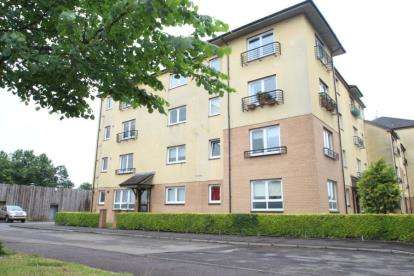 2 Bedrooms Flat for sale in Comelypark Street, Dennistoun