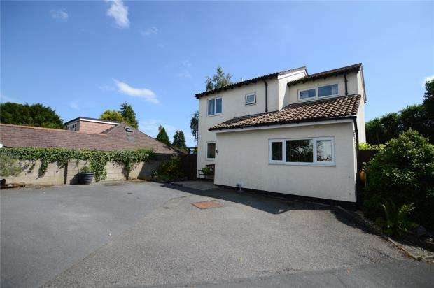 4 Bedrooms Detached House for sale in Longford Lane, Kingsteignton, Newton Abbot, Devon