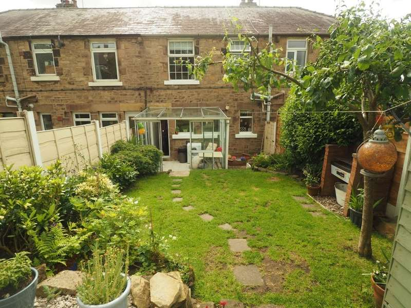 2 Bedrooms Terraced House for sale in New Street, New Mills, High Peak, Derbyshire, SK22 4PD
