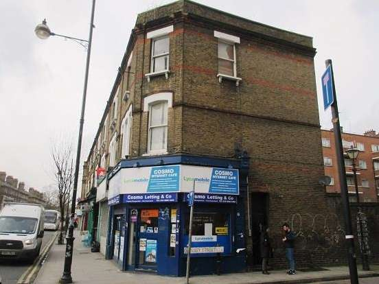 Commercial Property for sale in Roman Road, Bethnal Green