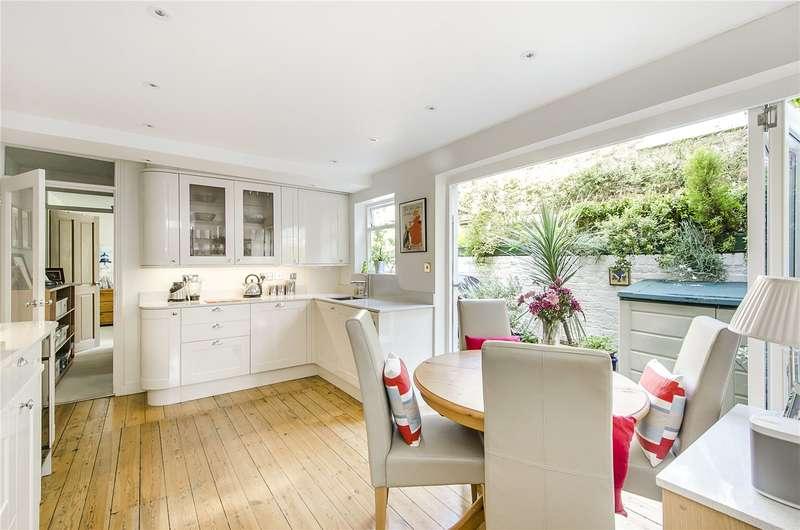 2 Bedrooms Flat for sale in Tennyson Street, London, SW8