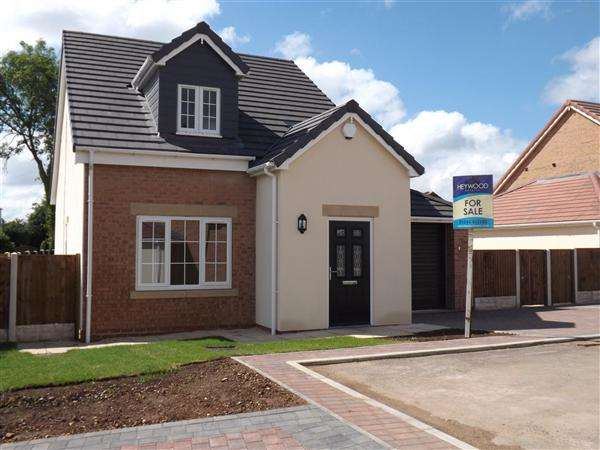 3 Bedrooms Bungalow for sale in Court View, Clowne, Chesterfield