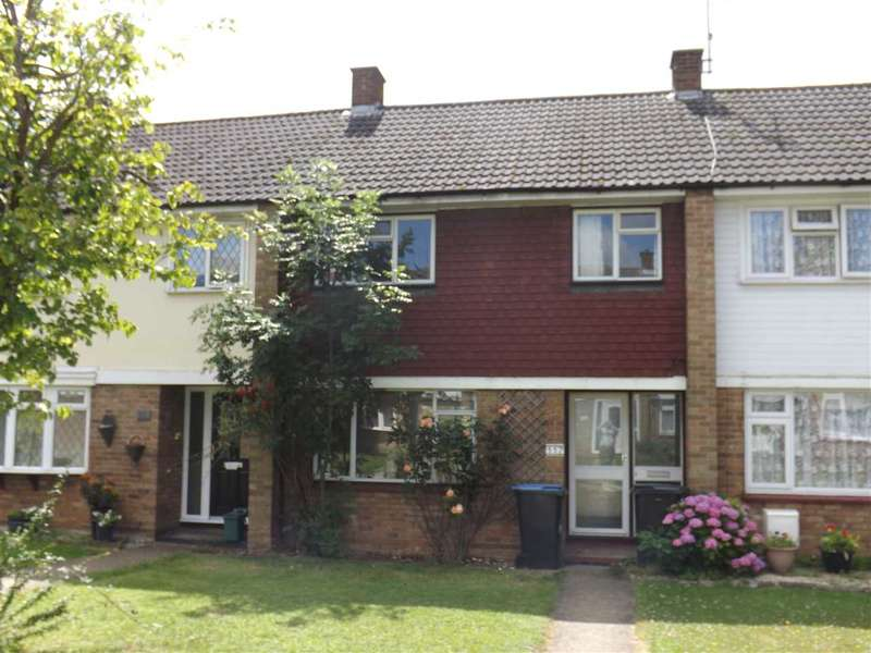 3 Bedrooms Terraced House for sale in Nicholls Field, Harlow