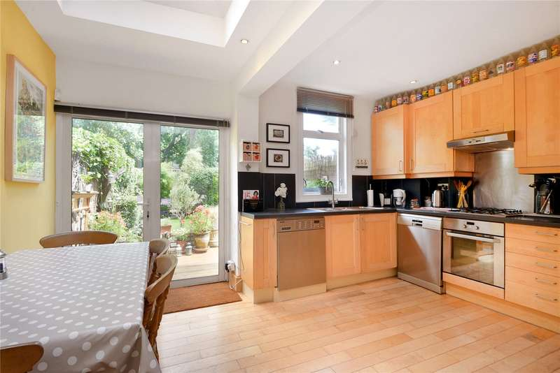 2 Bedrooms Terraced House for sale in Franche Court Road, London, SW17