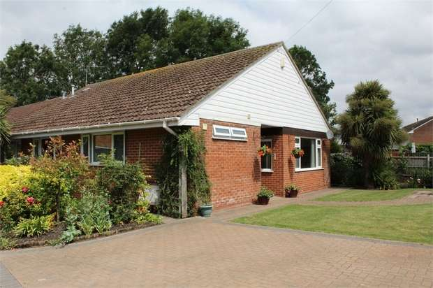 3 Bedrooms Detached Bungalow for sale in Jaycroft Road, Burnham-on-Sea, Somerset