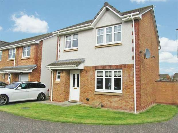 3 Bedrooms Detached House for sale in Petrie Way, Arbroath, Angus