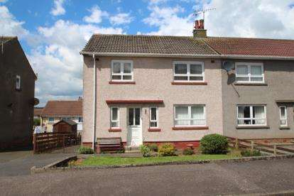 3 Bedrooms Semi Detached House for sale in Parkhill Avenue, Crosshouse