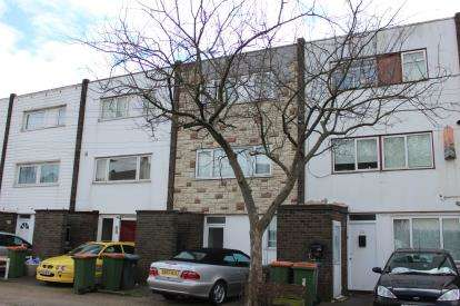5 Bedrooms Terraced House for sale in Stratford, London