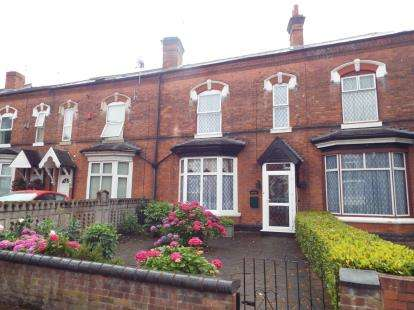 4 Bedrooms Terraced House for sale in Hunton Hill, Erdington, Birmingham, West Midlands