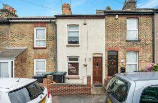2 Bedrooms Terraced House for sale in St. Margarets Road, Northfleet, Gravesend, Kent
