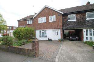 4 Bedrooms Terraced House for sale in Eynswood Drive, Sidcup