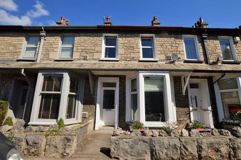 2 Bedrooms Terraced House for sale in Romney Road, Kendal