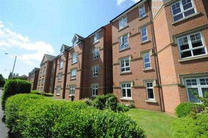 2 Bedrooms Flat for sale in The Worcestershire, St. Andrews Road, Droitwich, Worcestershire