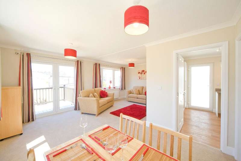 2 Bedrooms Park Home Mobile Home for sale in Woodside Park, Slip End, Luton, Bedfordshire, LU1 4LP